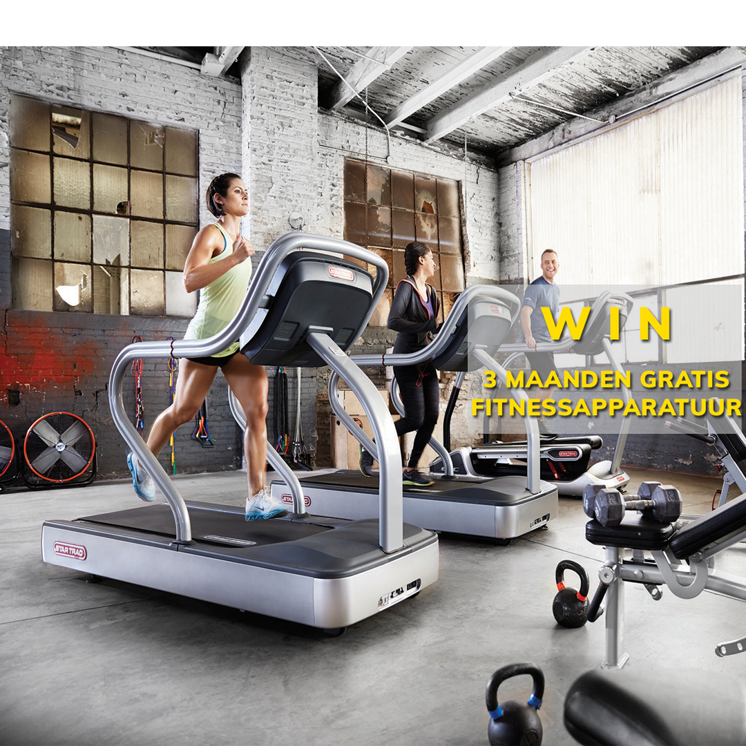 Instagram Winactie fitnessapparatuur.nl